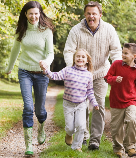 How to Keep Family Healthy and Strong