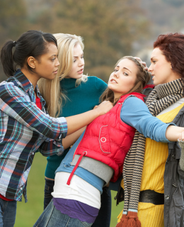 How to Talk to Your Teen About Bullying